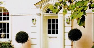 Réalisation de porte d'entrée, porte intérieure, portes extérieures