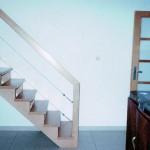escalier à l'anglaise - escalier